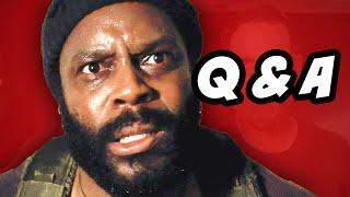 Walking Dead Season 5 Episode 9 Q&A - Wolves Are Near