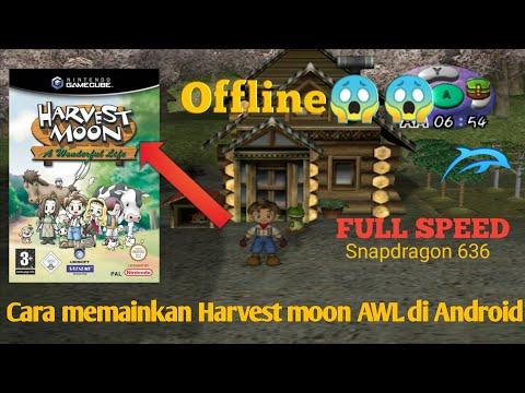 Cara Memainkan Harvest Moon A Wonderful Life PS2 Di Android Dengan Dolphin Emulator Android