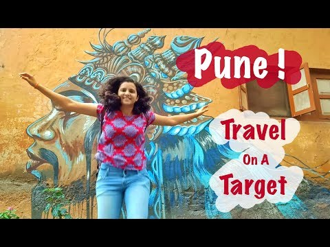 Street Art in Pune | Travel On A Target