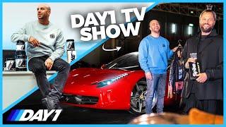 Ons EIGEN TV-PROGRAMMA! XONE te koop bij INTERSPORT & 100-MILJOENSTE ONEBLADE?! | JAYDAY | DAY1