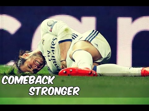 Gareth Bale Will ComeBack Stronger | Motivation Video 2017 | 1080p HD