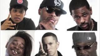Eminem - Detroit vs. Everybody feat. Dej Loaf, Royce Da 5