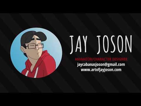 Jay Joson Animation Reel Ver. 2