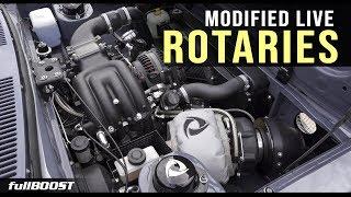 Rotaries @ Modified Live | fullBOOST