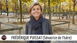 CASTING POLITIQUE : FRÉDÉRIQUE PUISSAT (Sénatrice de l'Isère)
