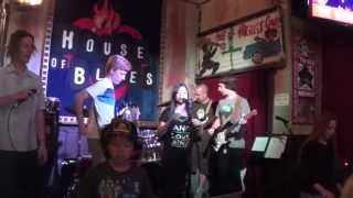 """""""Bring me to life"""" by Evanescence - LIVE - House of Blues - ALTHEApv Cover"""