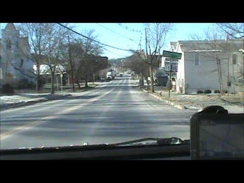 Nancy Today: Pine Creek Grove, Mansfield, PA ice