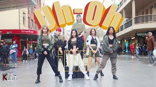 [KPOP IN PUBLIC] (G)I-DLE ((여자)아이들) - UH-OH ONE TAKE DANCE COVER | THE KULT CREW AUSTRALIA