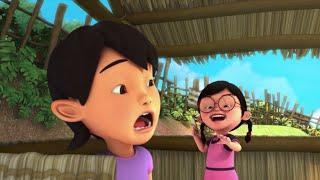 Upin Ipin Terbaru Susanti Mati Disuntik Mei Mei(Full Episode) 2019