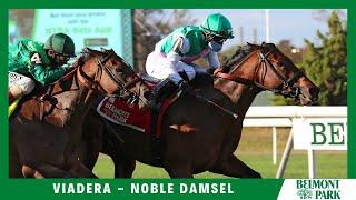 Vidéo de la course PMU NOBLE DAMSEL S.