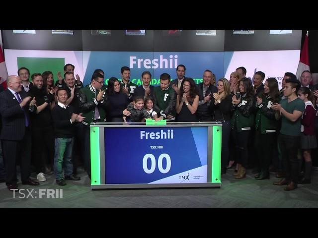 The Freshii IPO: Celebrating your listing on TSX