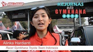 KEJURNAS AUTO GYMKHANA 2018 with Alinka Hardianti [Toyota Team Indonesia]