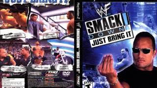WWF Smackdown! Just Bring It main menu theme song