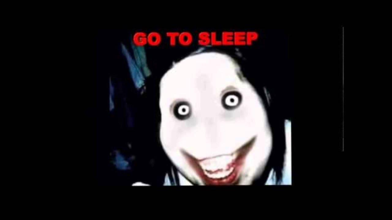 creepypasta go to sleep - YouTube