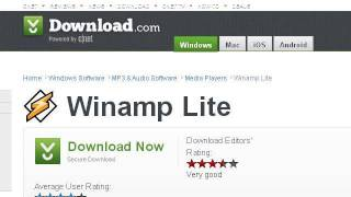 How-To Make Winamp Lite Compatible With Shoutcast