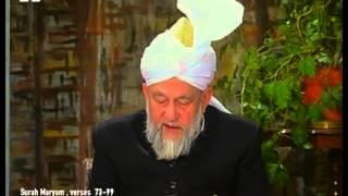 Urdu Tarjamatul Quran Class #161 - Surah Maryam verses 73-99