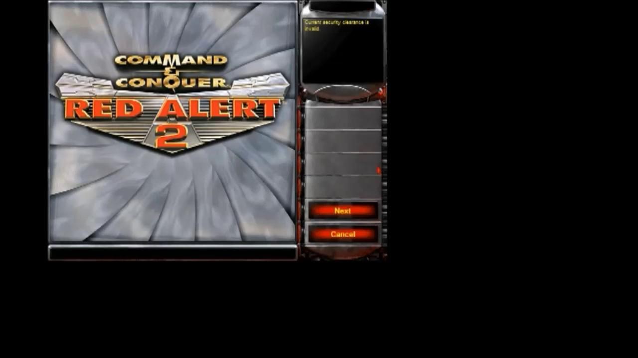 Como Instalar Red Alert 2 Youtube