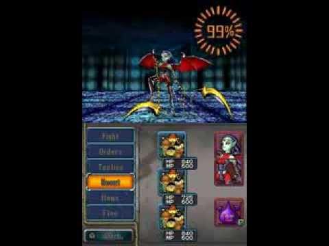 Dragon Quest Monster Joker 2 scout mortella 99%