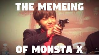 Download lagu The Memeing of MONSTA X MP3