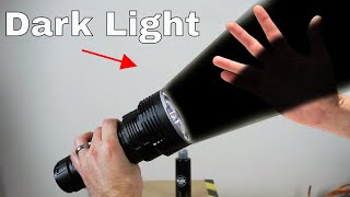 In this video I test if light can be black. I show you several expe...
