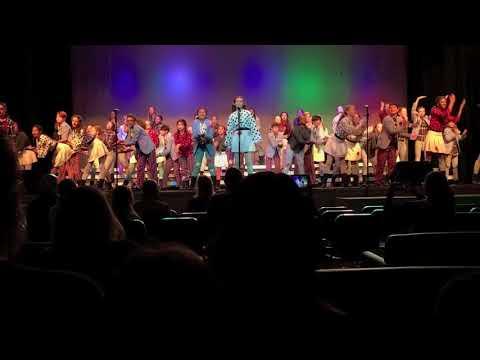Fanfare 2018 Walter Reed Show Choir P1