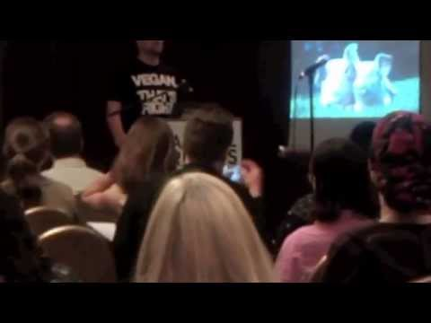 Animal Rights Conference 2013 Part 1