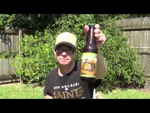 Louisiana Beer Reviews: Terrapin Pumpkinfest