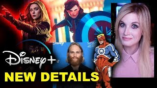 Disney Plus - WandaVision, Captain Carter, Wyatt Russell