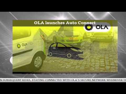 Ola launches Free In-Cab Auto-Connect Wi-Fi to Access Internet Without Entering Any Credentials