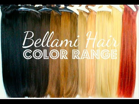 How To Pick Your Perfect Color Of Clip In Extensions