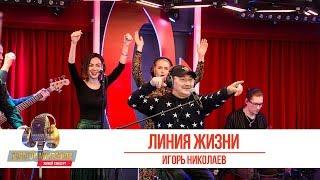 Игорь Николаев — «Линия жизни». «Золотой Микрофон 2019»