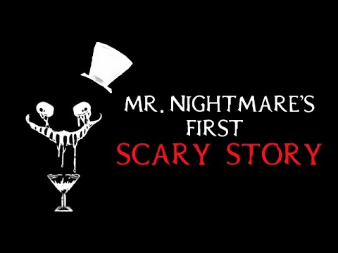 Mr Nightmare S First Scary Story Tribute Video Scary Stories Mr Nightmare Youtube Logo design for nightmare records. mr nightmare s first scary story tribute video scary stories mr nightmare
