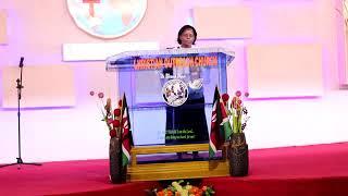 Rev Truphena Mando-Obedience Sermon series