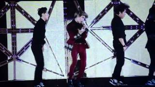 SHINEE SMTOWN IN TAIWAN 종현 JONGHYUN 데자 부Deja boo