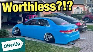 Are These RICER BUILDS Worth The MONEY?!? - Rice or Nice Offerup