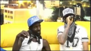 Gully Bop & Tommy Lee Live FreeStyle #Sting Preview #Video