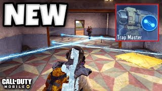 *NEW* TRAP MASTER in Call of Duty Mobile! | BEST CLASS in COD MOBILE??