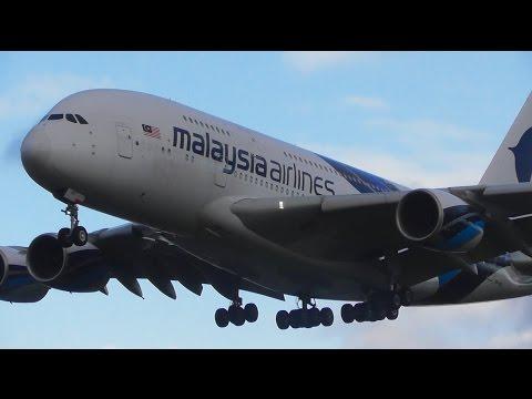 Plane Spotting at London Heathrow Airport, LHR - RW27L Crosswinds!!!