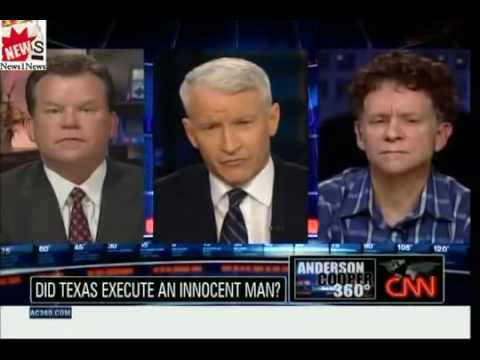 CNN AC360 on Todd Willingham Execution and Rick Perry's Cover Up - Oct 13, 2009