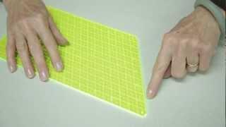 Jinny Beyer's Perfect Cขt 60° Diamond Ruler