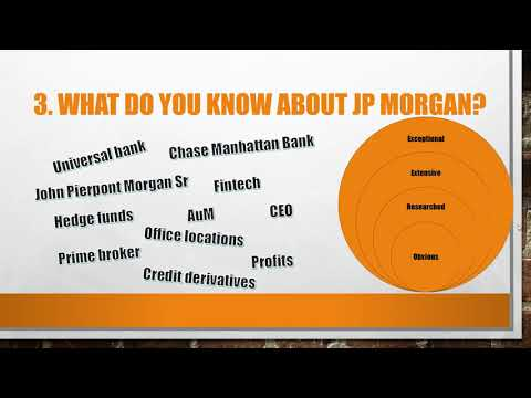 Top 5 JP Morgan Interview Questions And Answers