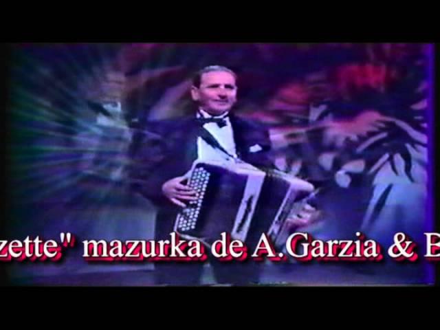 ZAVATTIERO Beppy «Lenuzette»  FR3 1989