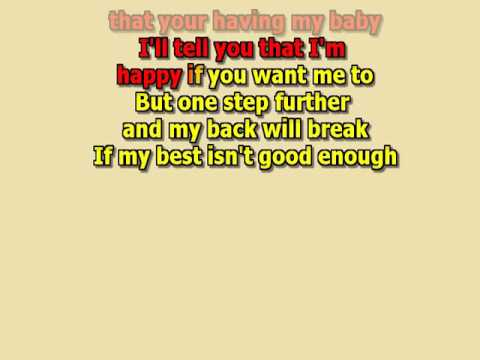 Everything she wants unplugged George Michael  best karaoke instrumental lyrics