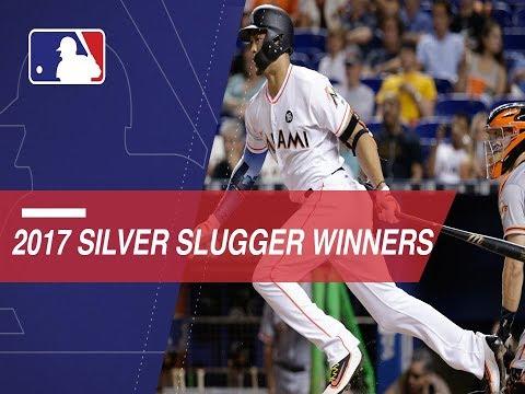 MLB Silver Slugger Award winners announced