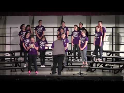 Watertown Middle School Spring Choir Concert 2017