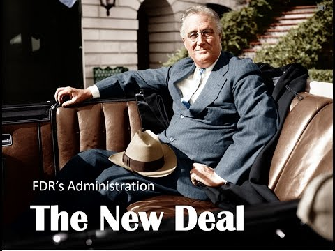 7.10 - The New Deal