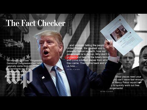 Unwinding President Trump's attacks on Rep. Ilhan Omar | The Fact Checker
