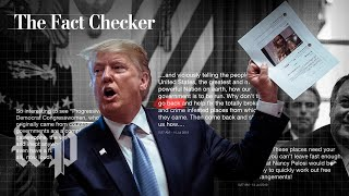 Unwinding President Trump's attacks on Rep. Ilhan Omar | The Fact Checker