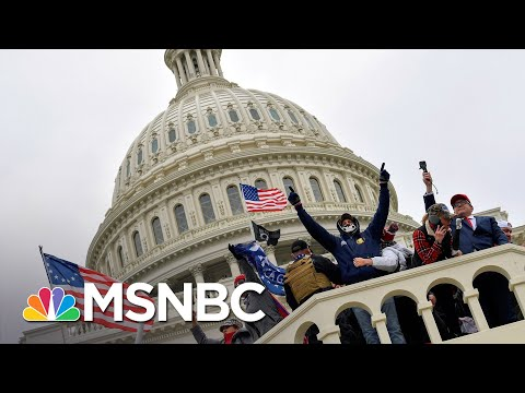 Can The 25th Amendment Be Used To Hold Pres. Trump Accountable?   Stephanie Ruhle   MSNBC