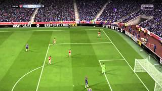 Arsenal vs Anderlecht Highlights 11.04.2014 [UEFA Champions League]